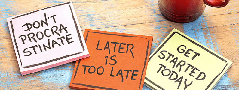 The Simplest Way To Beat Procrastination